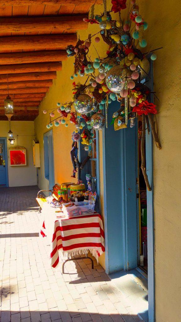 A Santa Fe shop, Todos Santos.