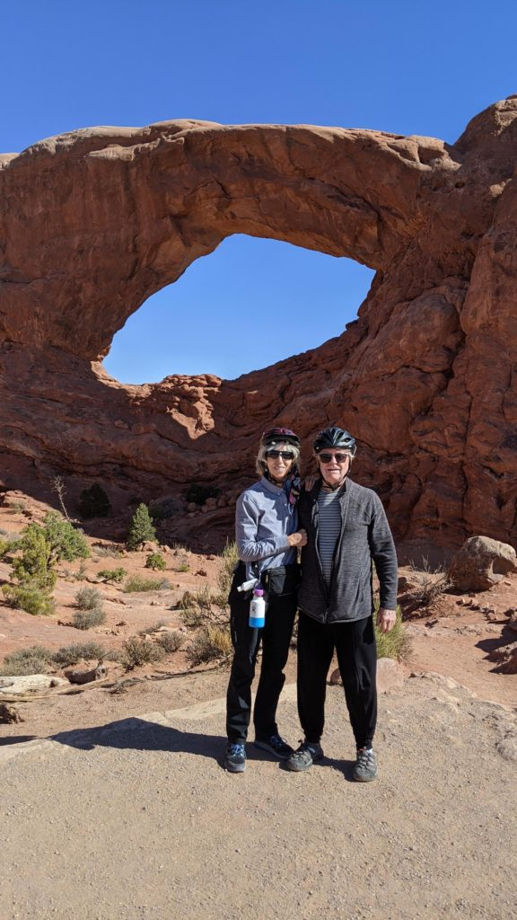 South Window in Arches National Park
