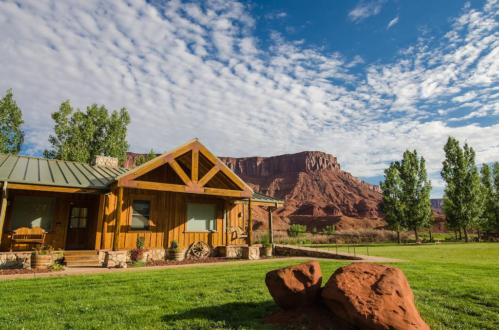 Sorrel River Lodge outside Moab, Utah.