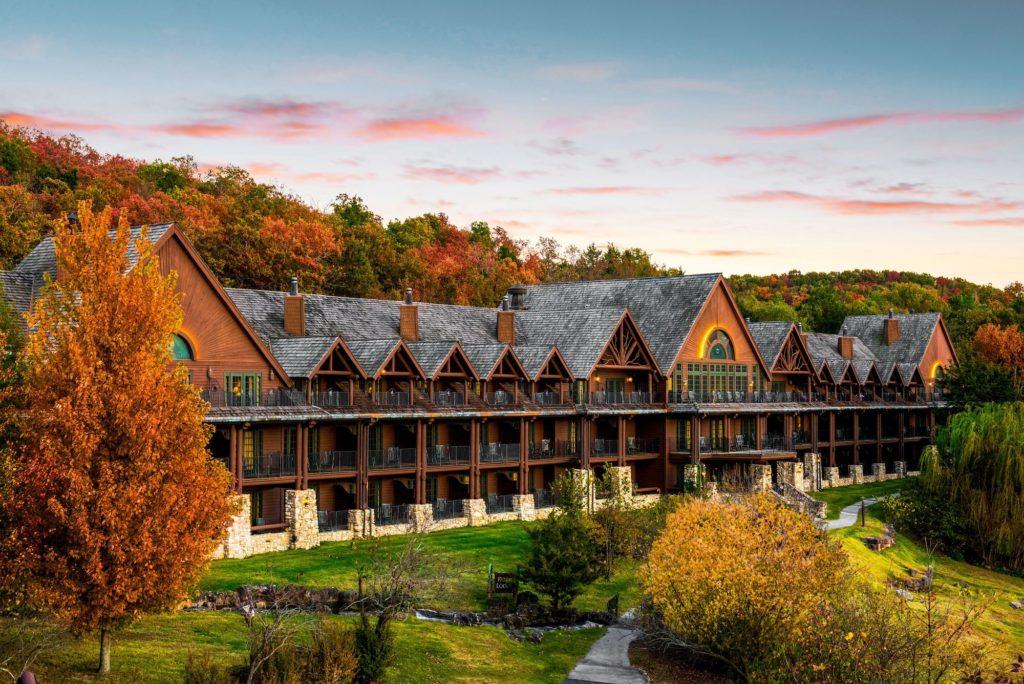 Big Cedar Lodge in Branson, Missouri