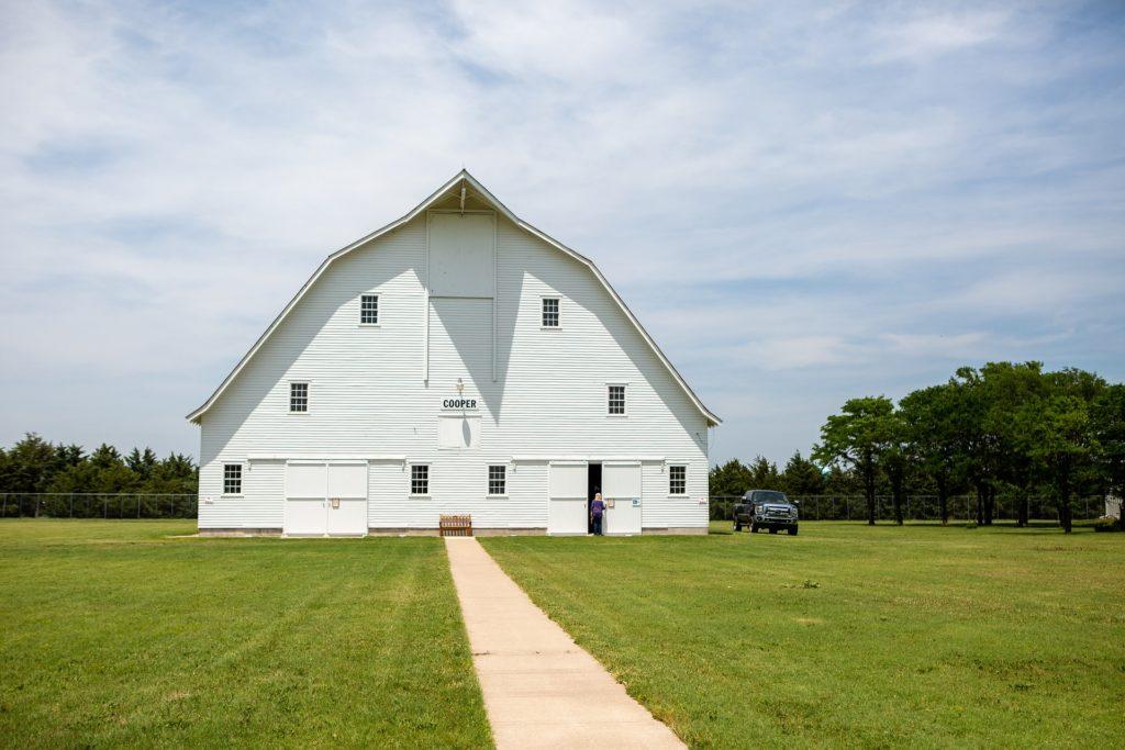 Cooper Barn in Colby, Kansas