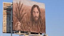 What Jesus billboard in Colby, Kansas.