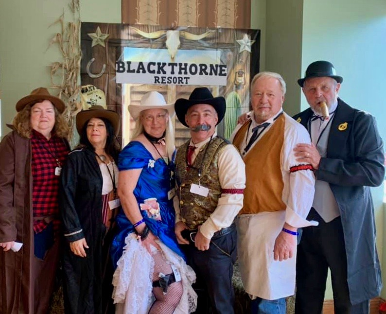 Blackthorne Inn has themed evening events and several annual festivals.