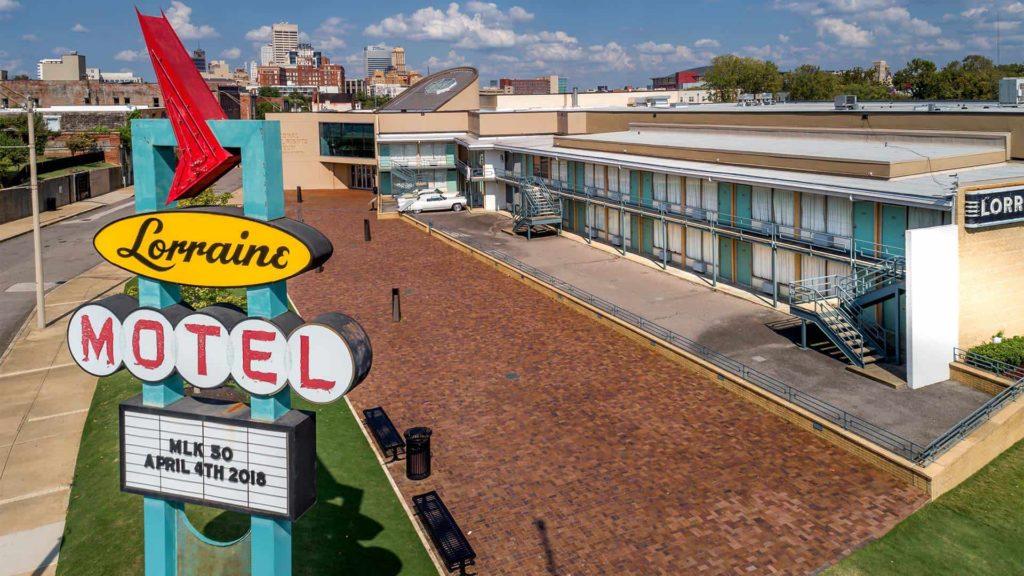Lorraine Motel in Memphis, Tennessee