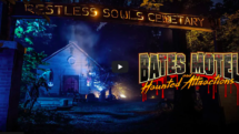 Bates Motel has a terrifying Youtube video about thair haunted motel.