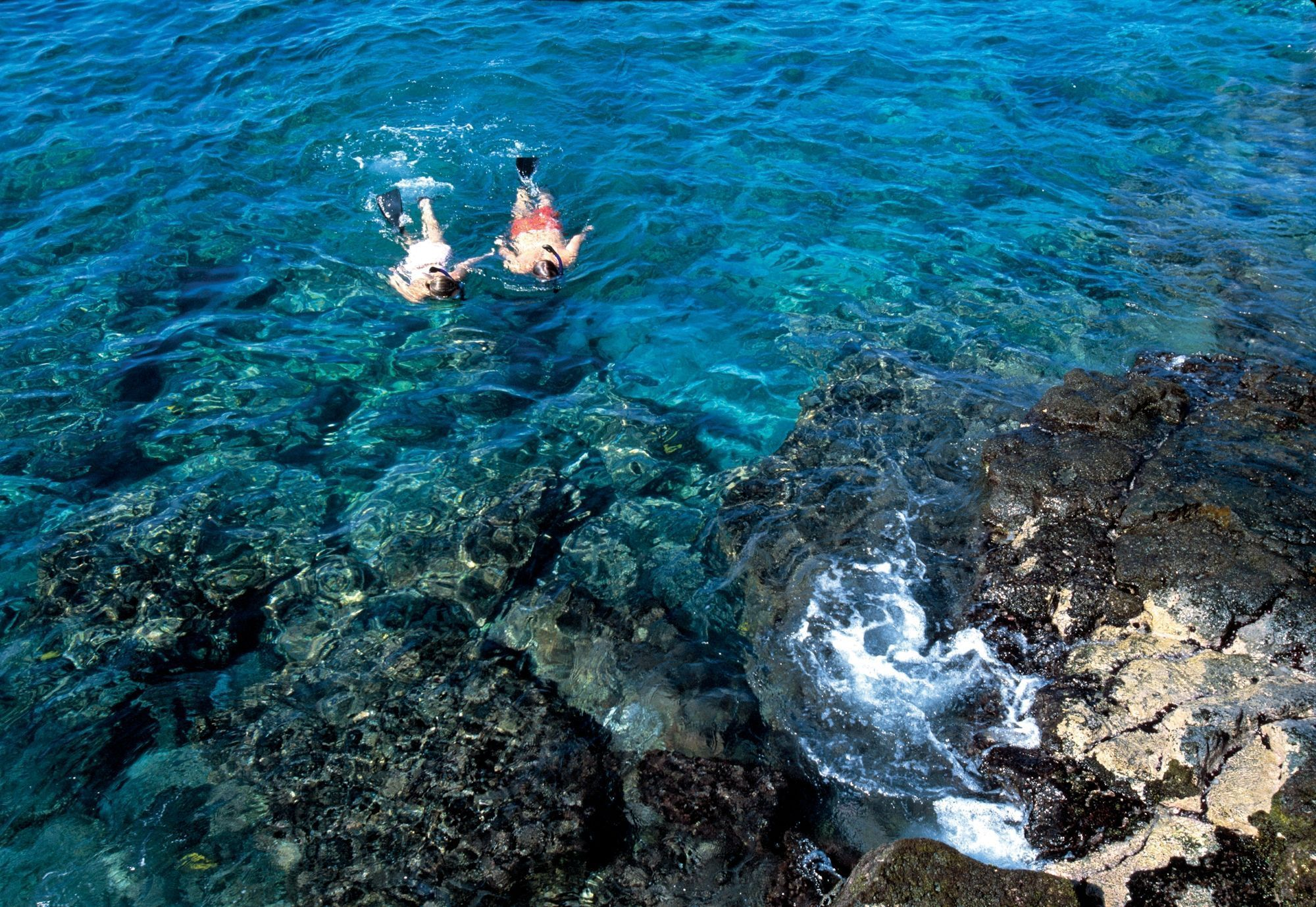 Driving In Hawai Big Island