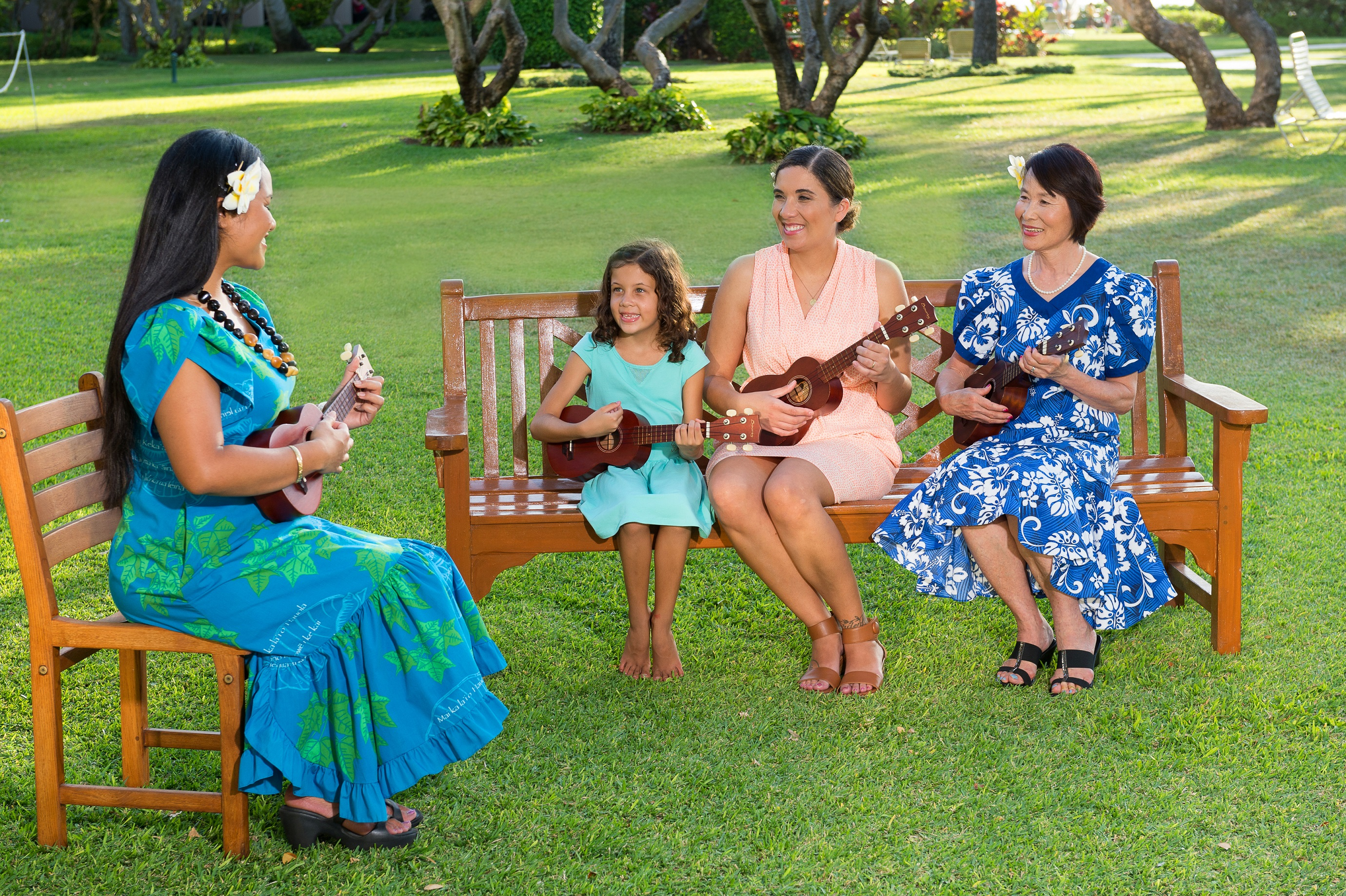 Ka Anapali Beach Hotel Welcomes Guests As Family