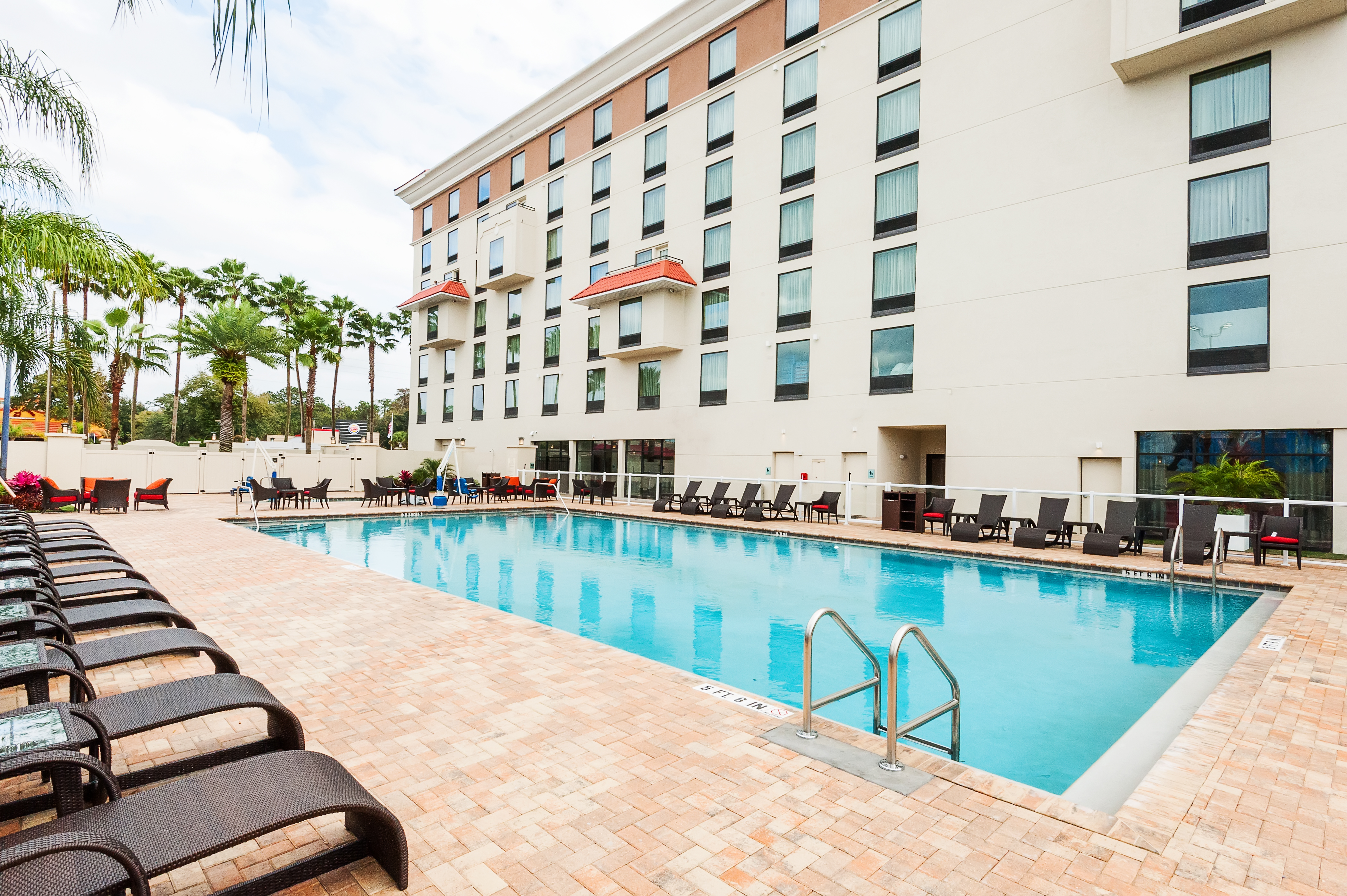 Having Visitors In Hotel Room Florida