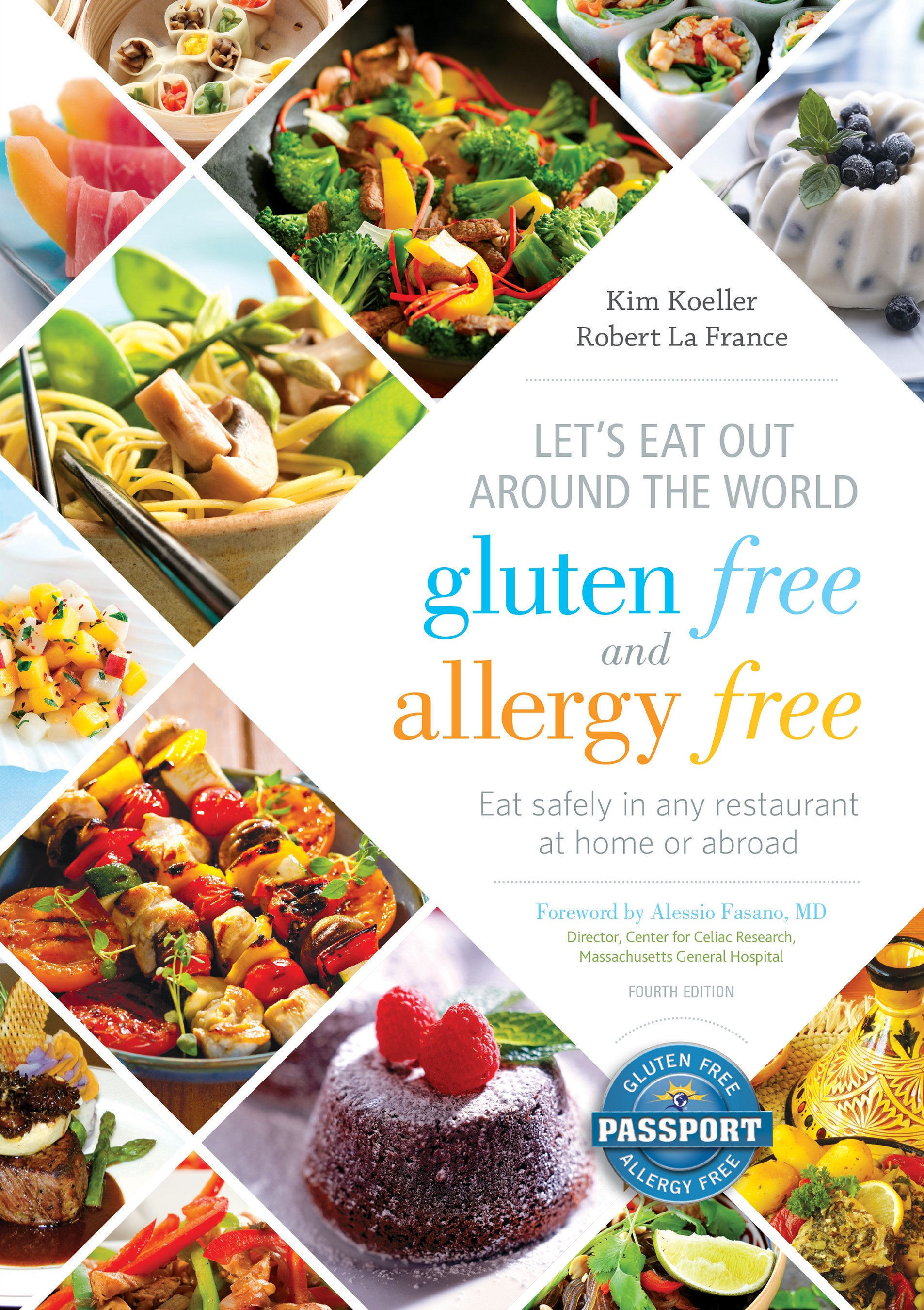 Lets eat out series is a compilation of books apps and guides a book for allergy free travelers forumfinder Gallery