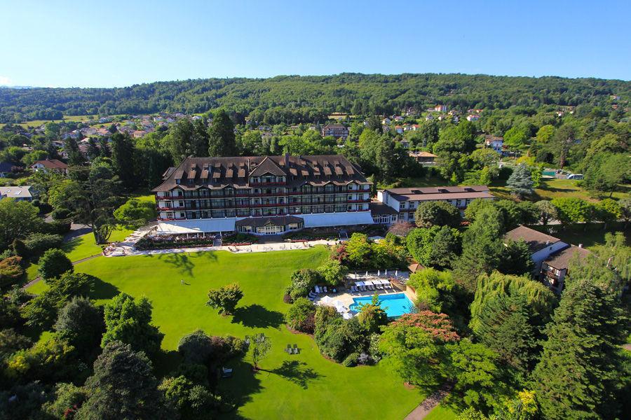 Ermitage Evian Hotel