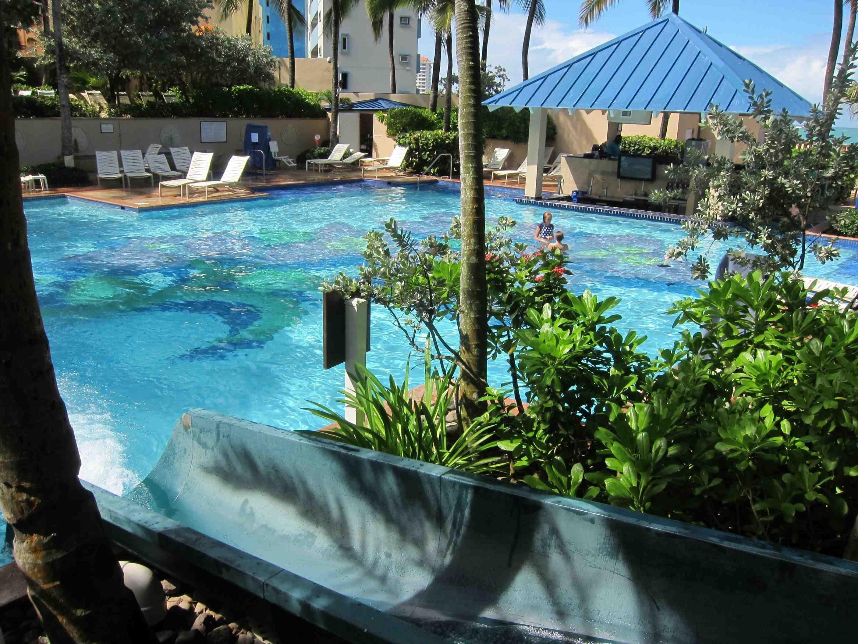 Top Resorts of Condado Beach, Puerto Rico, Make it a Family Playground