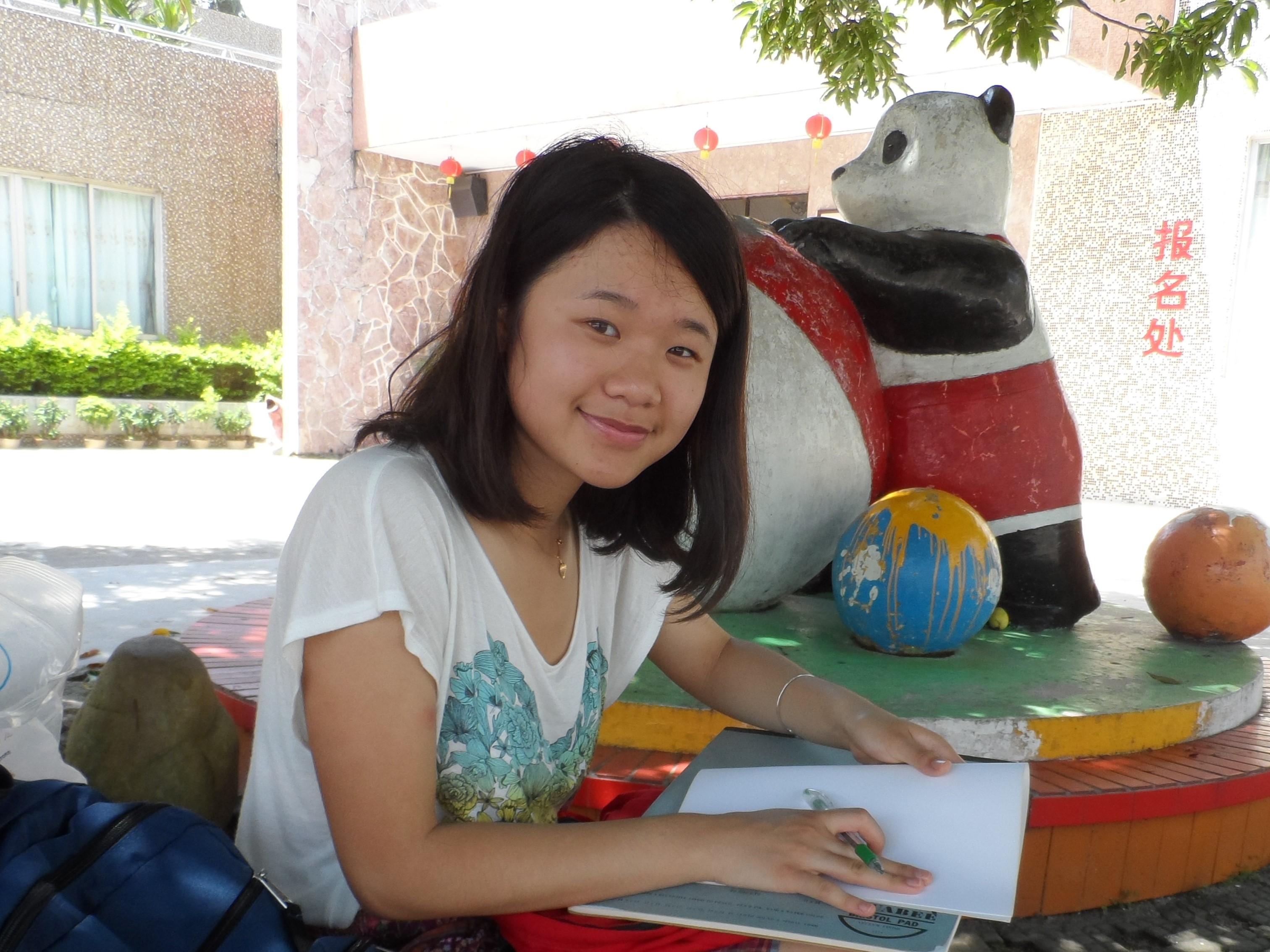 Ftf Teen Travel Writing Scholarship 2014 1st Place Winner Jenny Pon