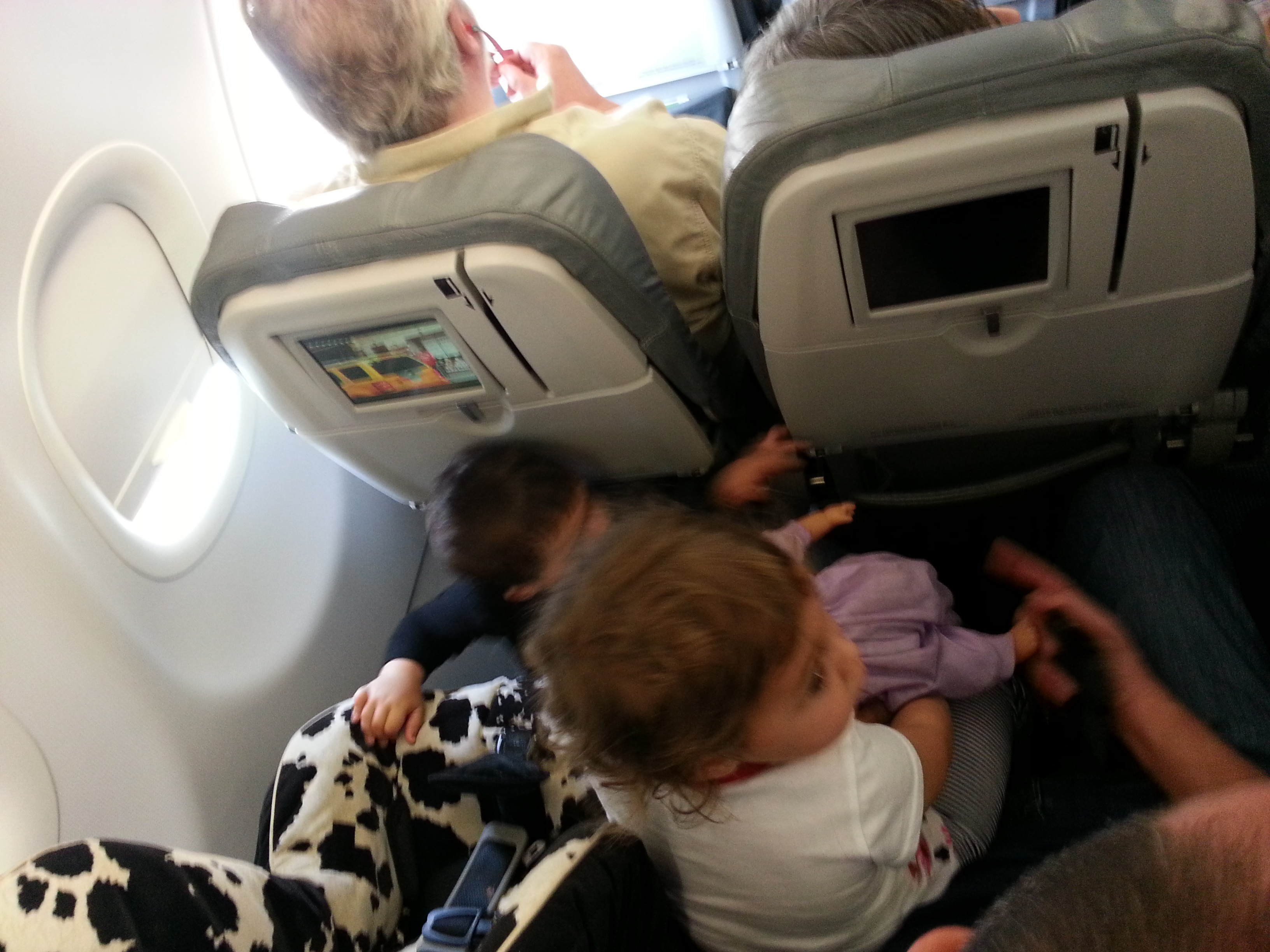 Keeping Baby Safe Inflight