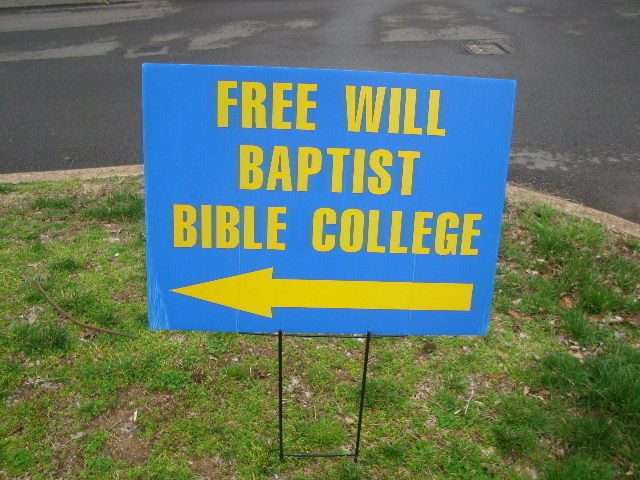 Welcome Days At The Free Will Baptist Bible College   My Family Travels