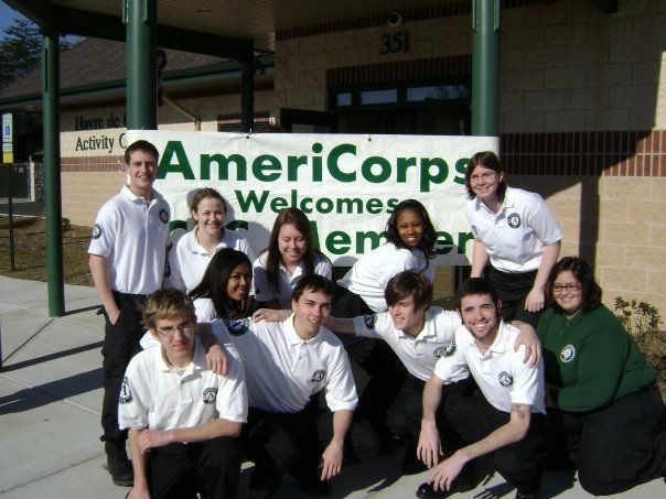 my term with americorps national civilian community corps nccc