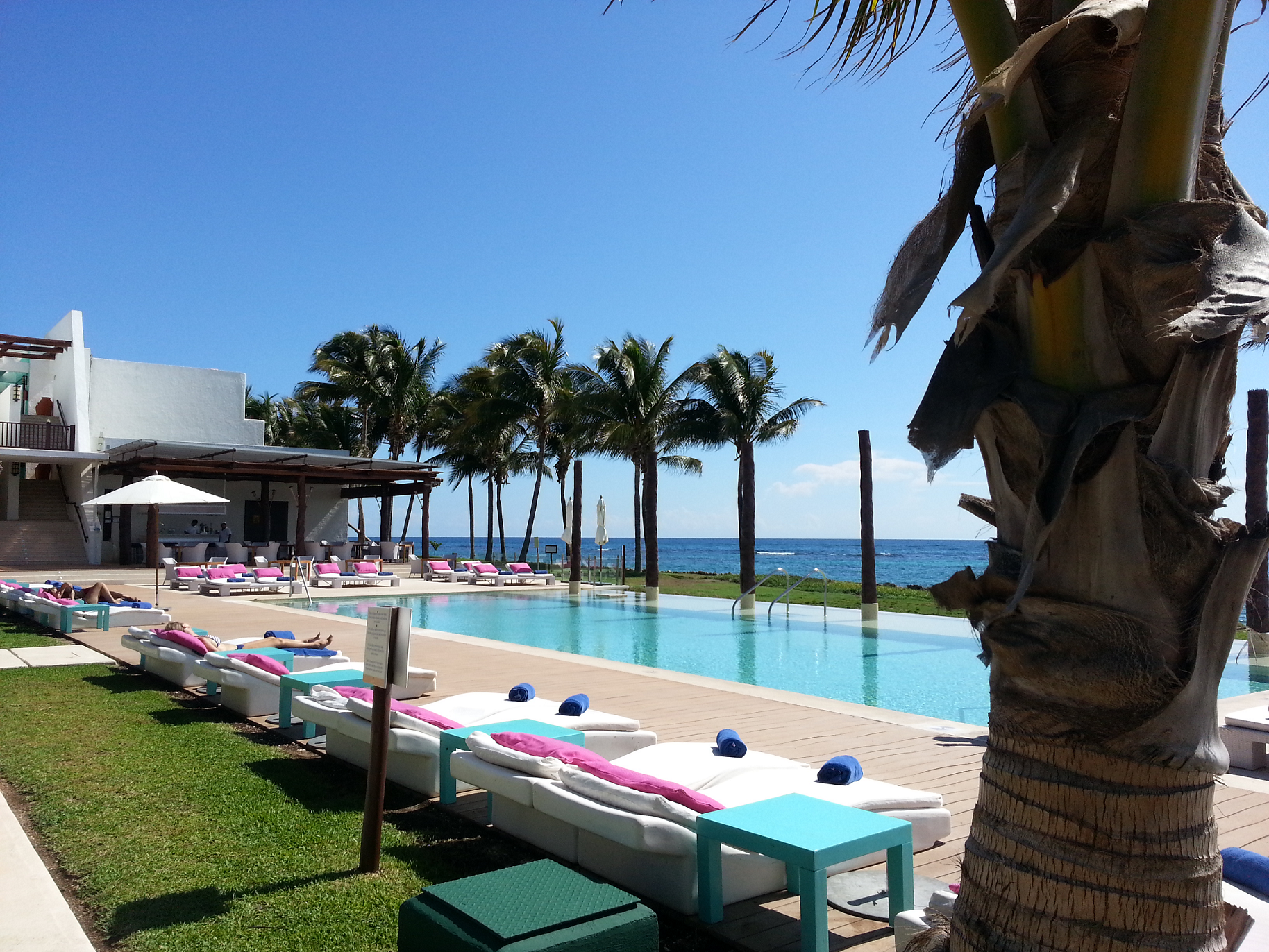 42cfca5b8261e Review of Club Med Cancun Yucatan and Family Facilities