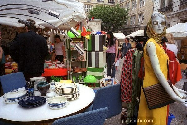Paris Flea Markets For A Treasure Trove Of Fun | My Family Travels