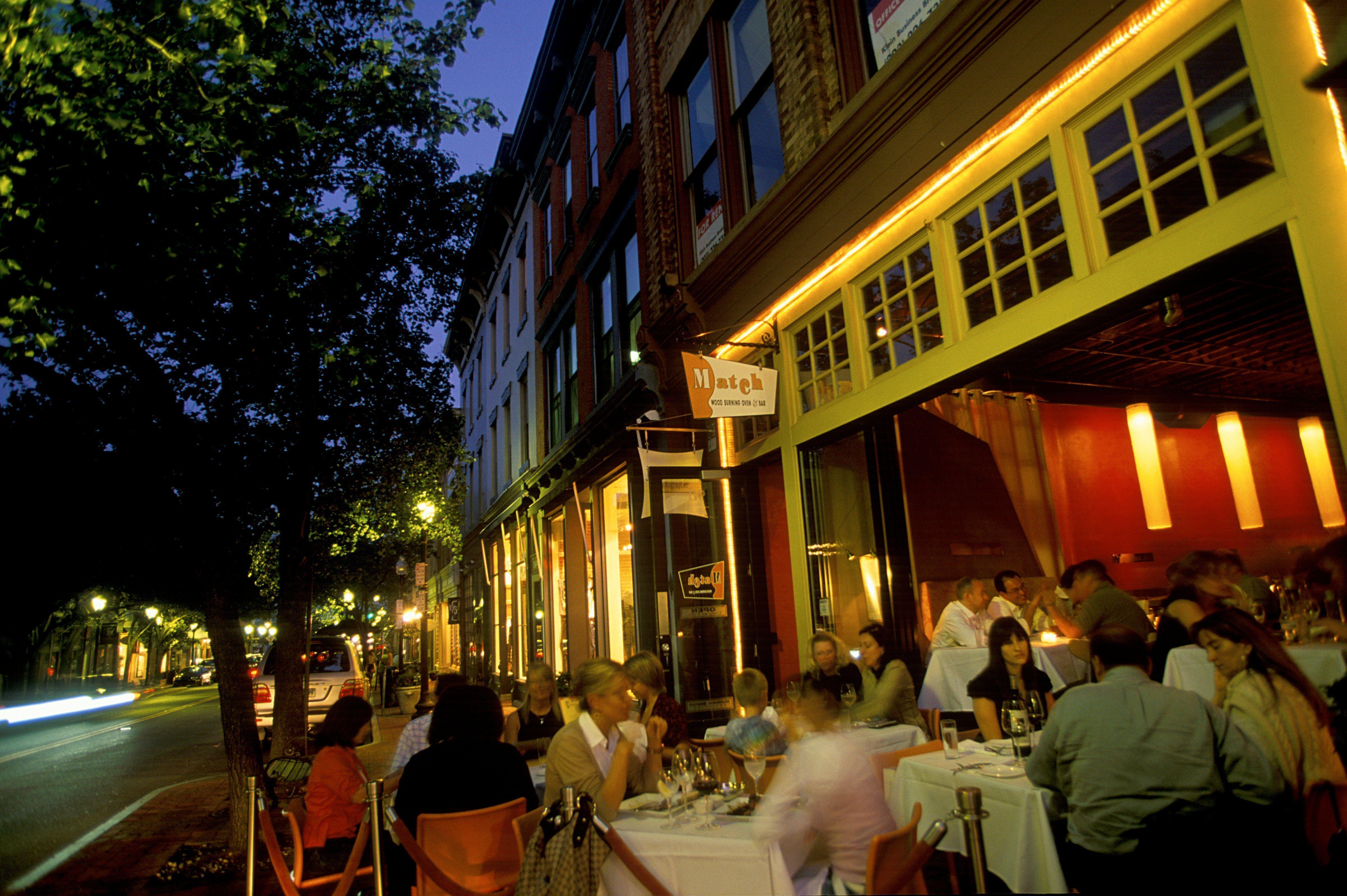 Ct outdoor dining in norwalk