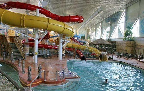 Wisconsin Dells Golf Wisconsin Dells Resort: Water Play - Wisconsin Dells Family Hotels