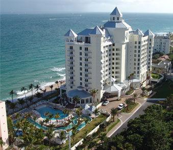 Pelican Grand Beach Resort Ft Lauderdale Florida