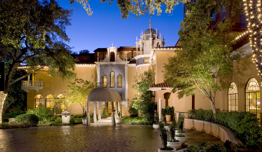 The Mansion On Turtle Creek Is One Of Dallas Most Historic Properties