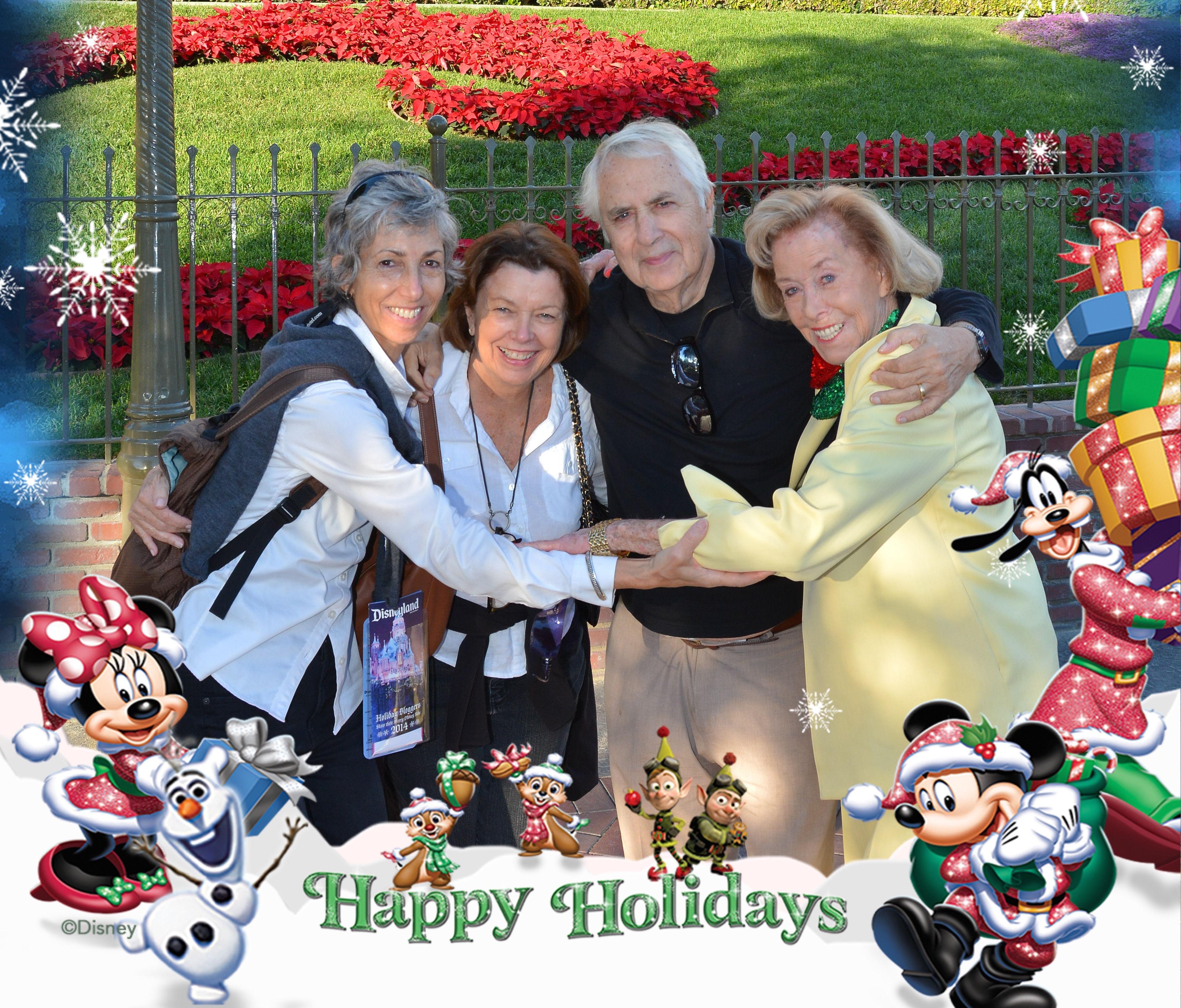 Holidays Disneyland Family Casting – Jerusalem House