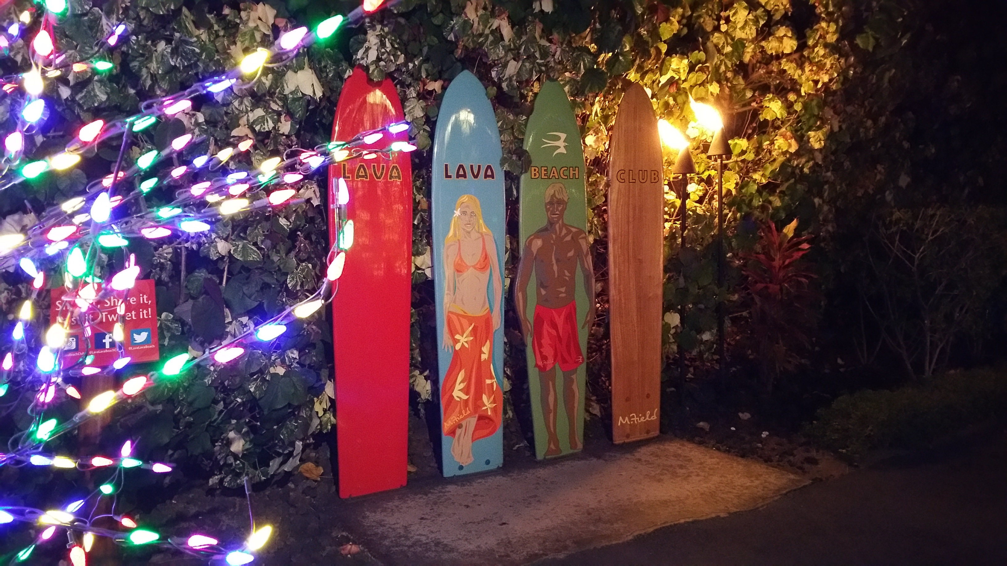 2020 Christmas Day Dinner Waikoloa Village Hilton Waikoloa Village and Grand Vacations Resort   My Family Travels