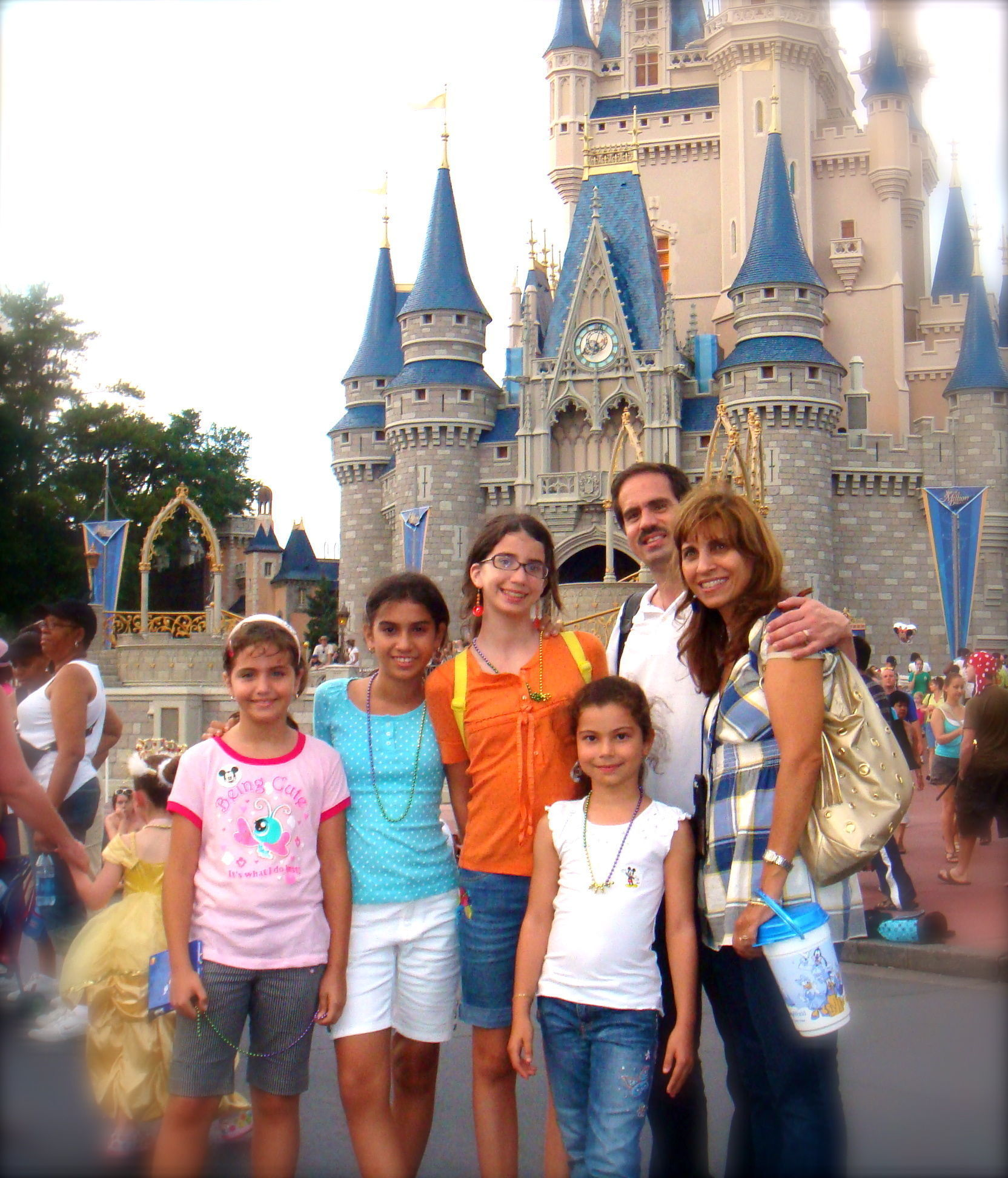 My Most Memorable Vacation to Disney World  My Family Travels