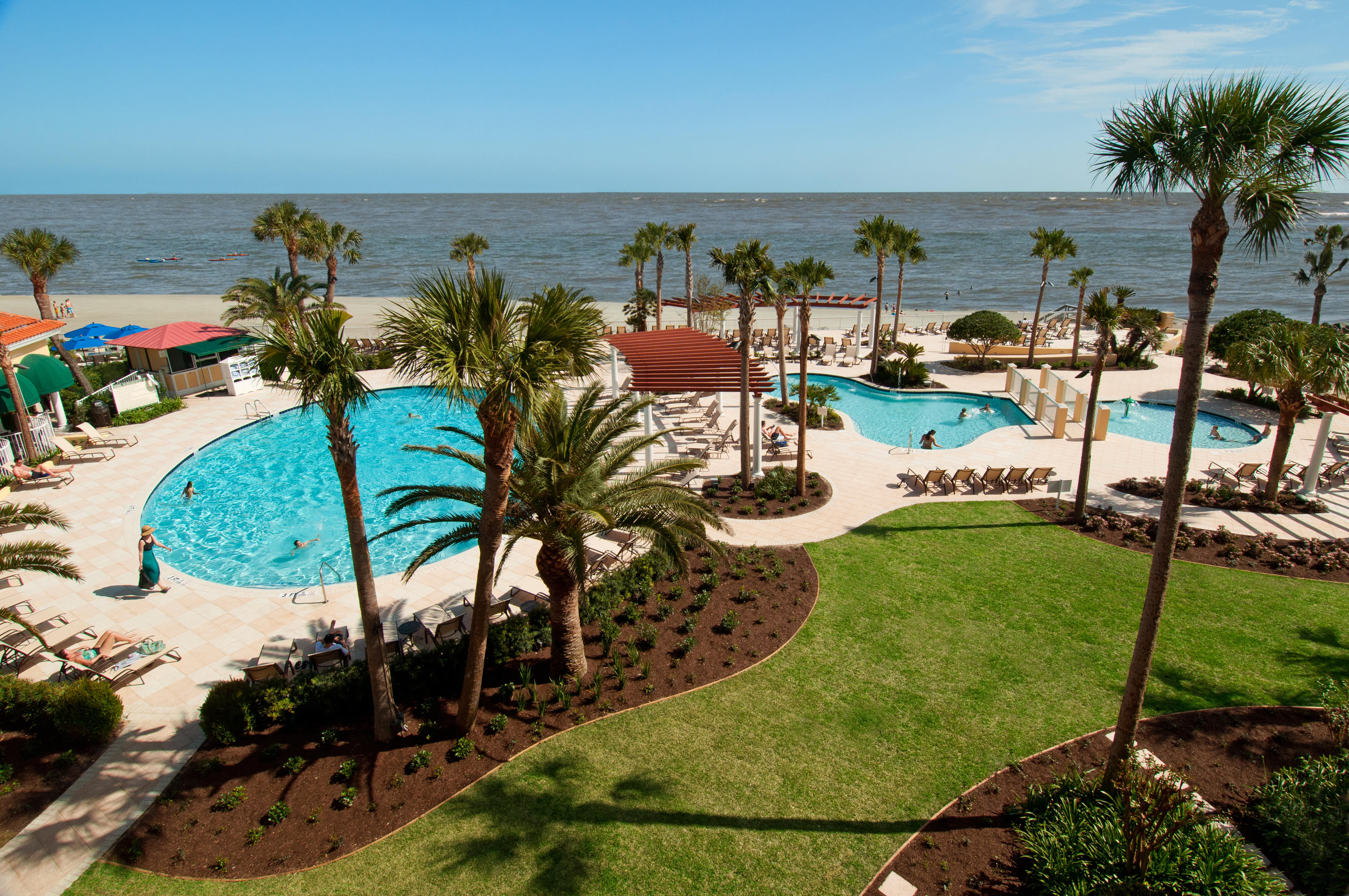 Largest Resort On St Simons Island