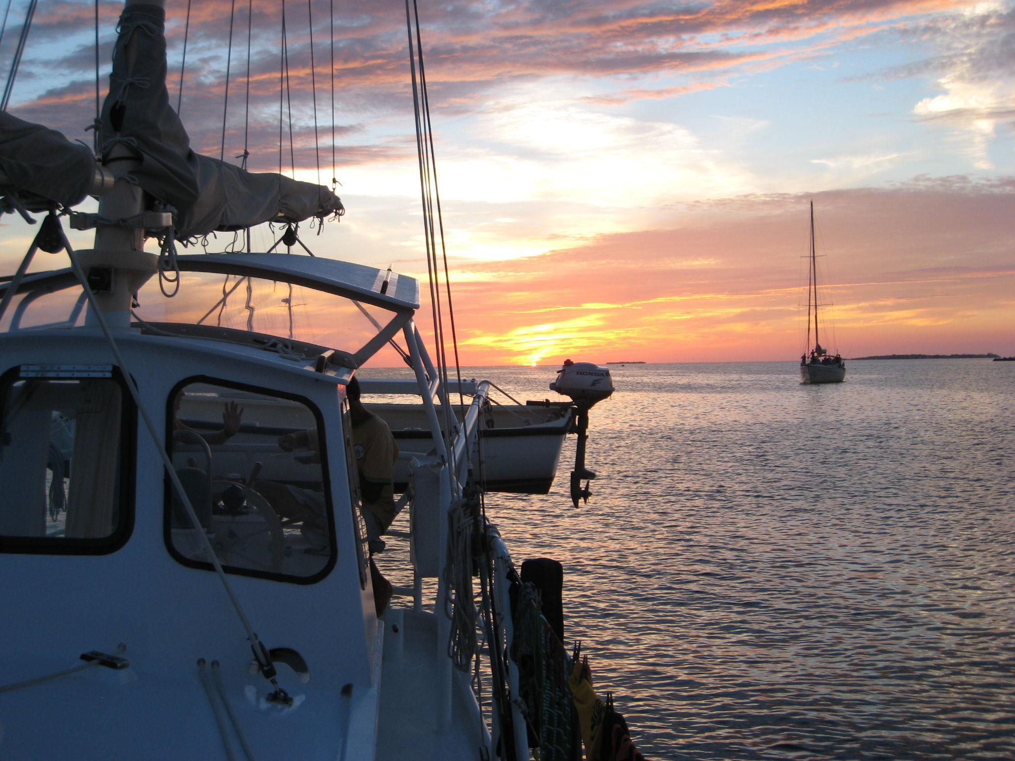 An Odyssey Of The Unexpected My Sailing Adventure In The