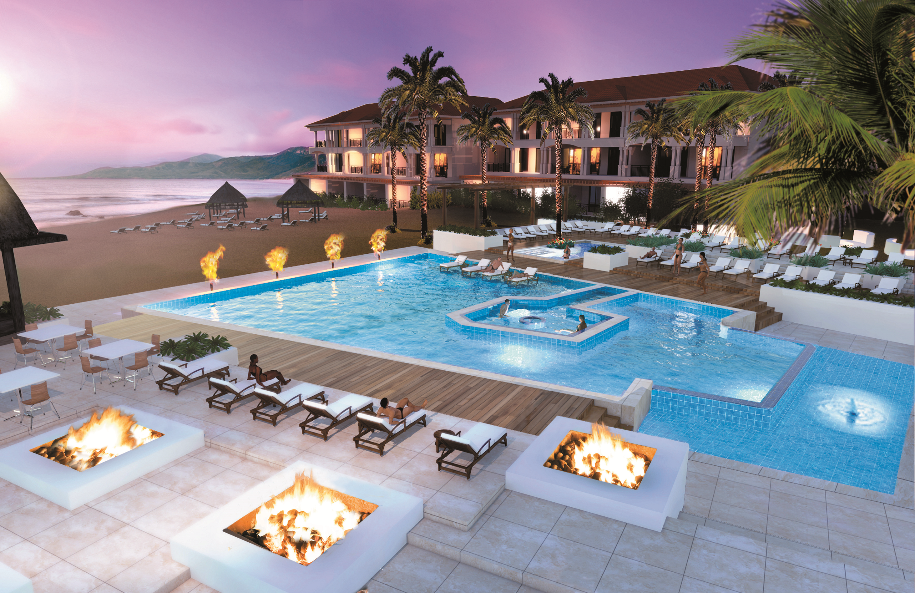 Stewart Clan Proves Sandals Resorts International Is All