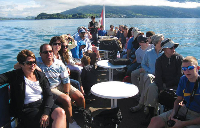 Custom Itinerary: 75th Birthday Celebration That's Cheaper by the