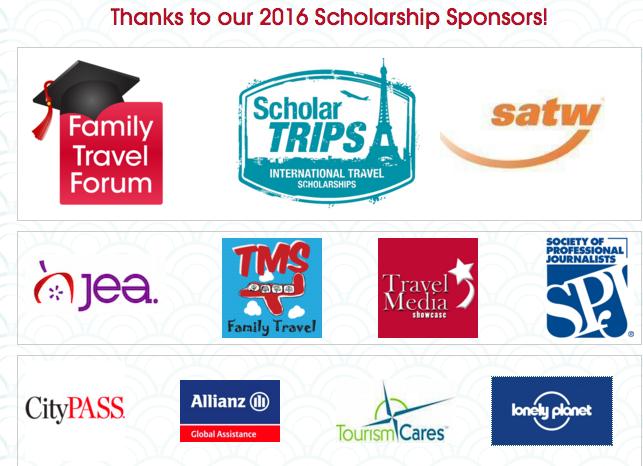 My Family Travels Scholarship