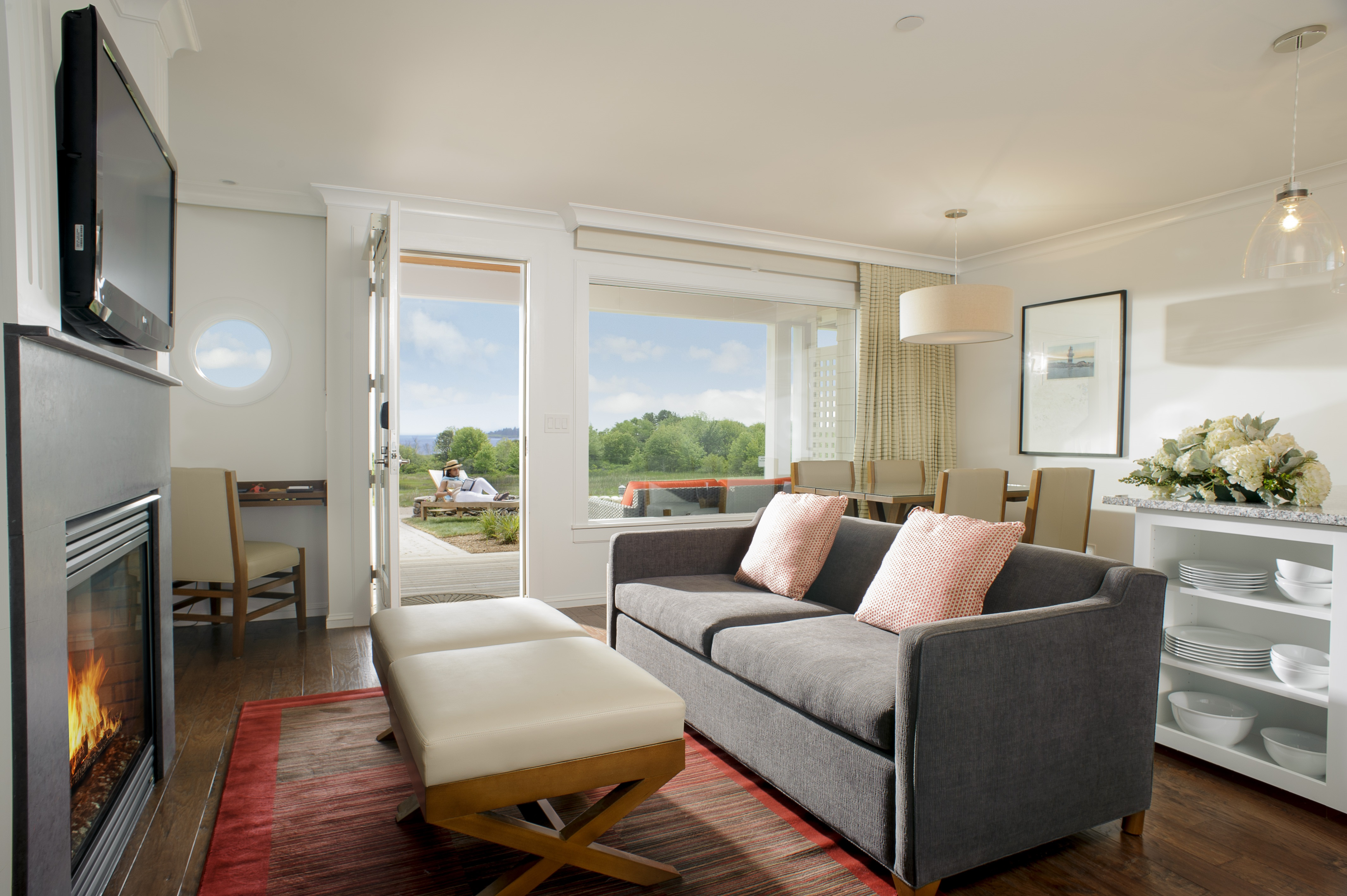 Inn By The Sea In Maine Has New Family Beach Suites For Multigenerational Groups