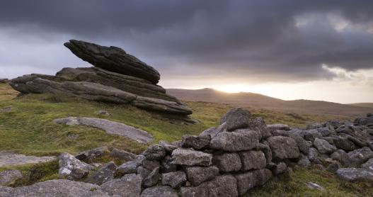 Dartmoor National Park, Courtesy, ©VisitBritain/ Adam Burton