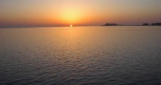 rocky-point-sunset
