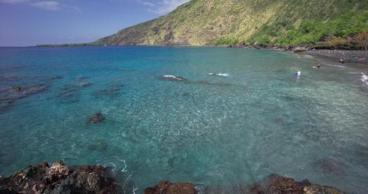 Kealakekua Bay, Kona Coast, Big Island