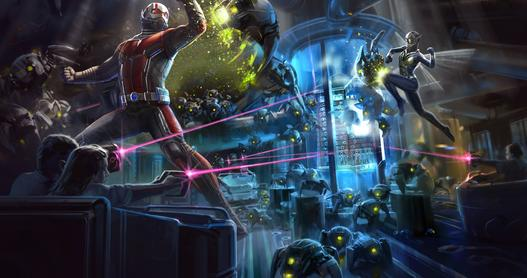 New Marvel attraction coming to Hong Kong Disneyland; c. Disney