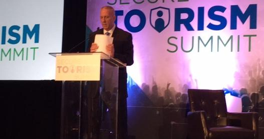 James Waters, Chief Counterterrorism Group, NYPD at Secure Tourism Summit
