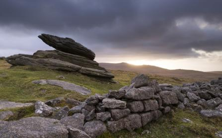 Dartmoor National Park, Courtesy, ©VisitBritain/ Adam Burton