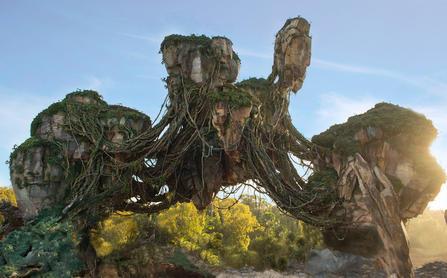 Pandora - the World of Avatar opens at Walt Disney World.