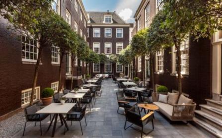 Dylan Hotel, Amsterdam, Netherlands