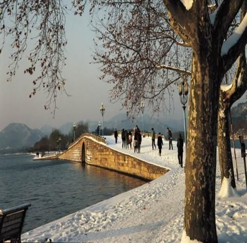 West Lake And The Gardens Of Hangzhou China My Family