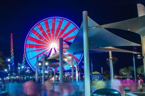 Myrtle Beach South Carolina Attractions