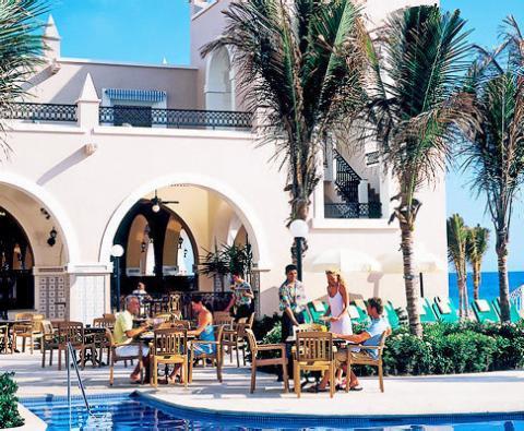 Riu All Inclusive Family Beach Resorts Of Cancun Mexico