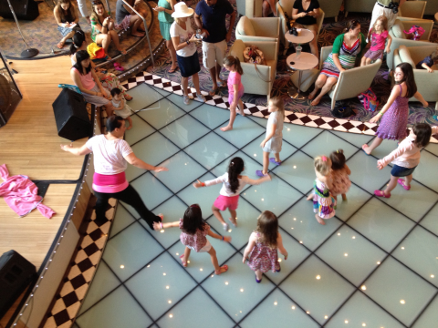 The Royal Caribbean Barbie Doll Cruise Aboard Allure Of ...