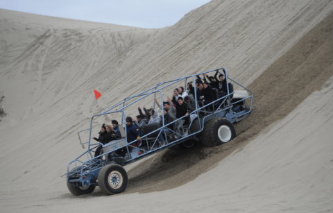 Florence Oregon A Sandlot Full Of Dune Buggy Fun My