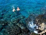 Snorkeling on The Big Island, Hawaii