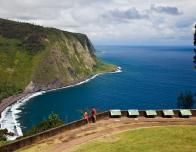 Waipio Lookout, Big Island, Hawaii
