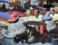 Grandparents are kids again at Disney